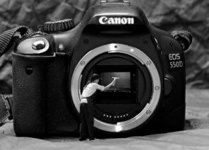 Забота о фототехнике